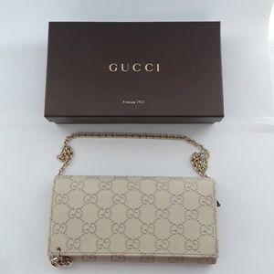 NIB GUCCI 100% Authentic wallet 224262 534563